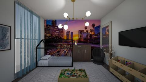 Califronia bedroom  - Kids room  - by Daively__1000