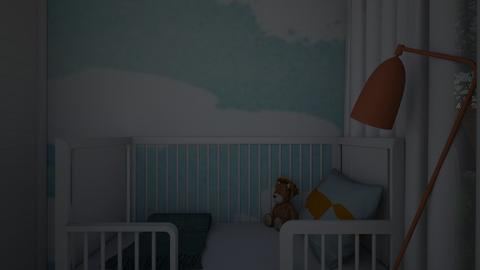 gocek - Kids room  - by zozan