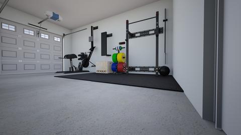 Home Gym - by rogue_57c709eff7a9cdb0abe17815fd0b1