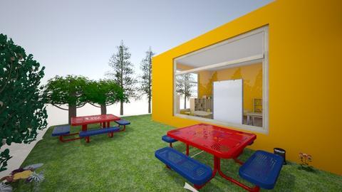 postCovid - Kids room  - by sofiamayen