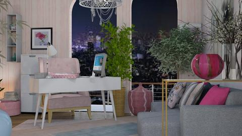 blur office - by deemuri_co