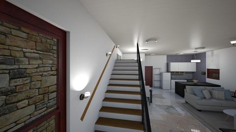 StairsArea Design ByMech - by ana mechelle
