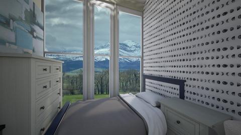 bedroom - Rustic - Bedroom  - by aale_staan