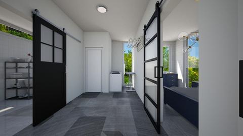 House_laundry room - by Noa Jones