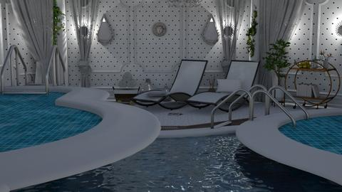 Hotel Pool Template - by nat mi