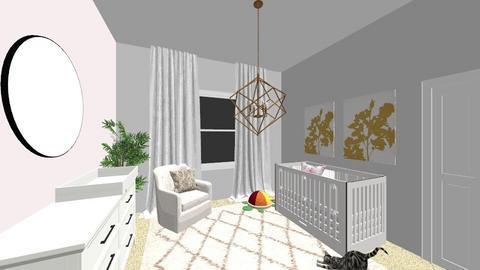 Nursery - Kids room - by Zhaneinteriors
