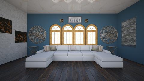 aranieri  - Living room  - by napoleon105