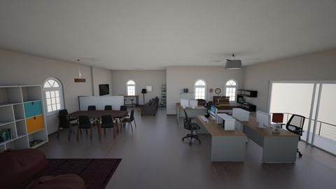 Psych - Office  - by zmxncbv88