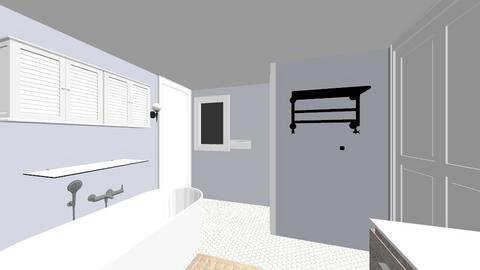 Bathroom Remodel - Retro - Bathroom  - by jackmccoy01