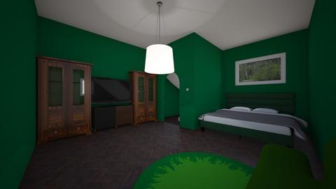 bedroom 2020 05 25 - Bedroom - by lokneszikolbasz