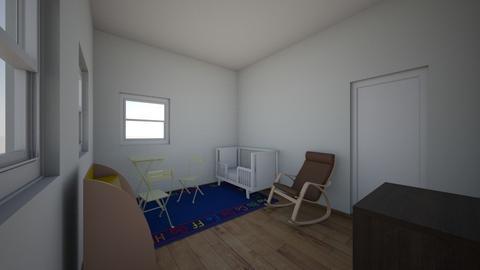oliver - Kids room  - by denisegcook