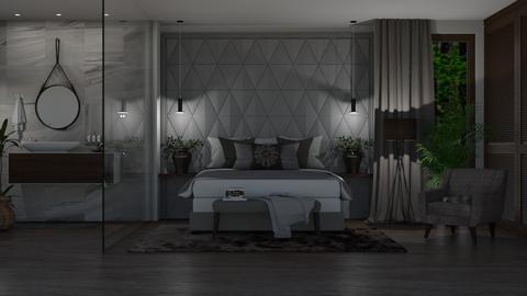 EBD - Bedroom - by AmbianceG