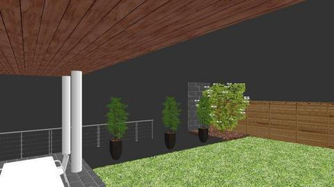 Patio - Garden  - by sergiferran