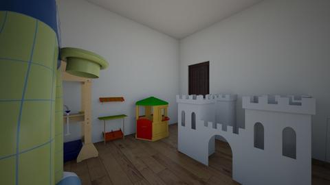 kidsplayarea - Kids room  - by hallymcguigan25