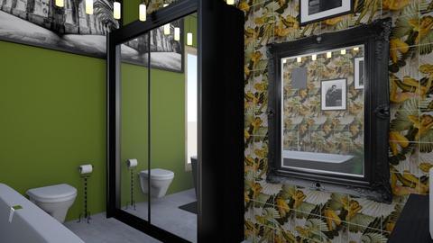 efeb3 - Classic - Bathroom  - by klevee99