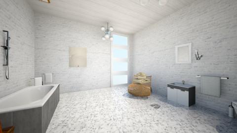 Idea - Minimal - Bathroom  - by Moeshaval