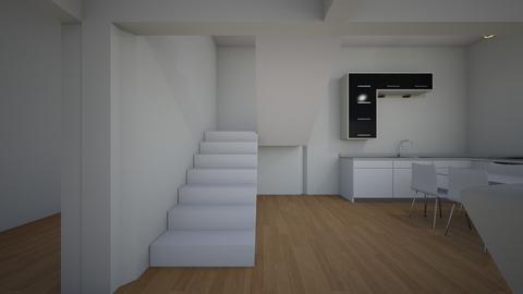 stairs - by biyaaay