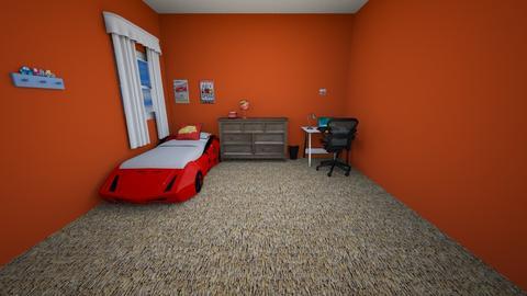 Kids room 02 - Kids room - by muleok