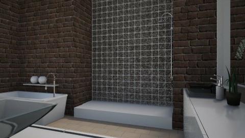 Bath - Bathroom - by LucijaLjeva