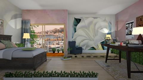 gok bEDROOM 2 - Bedroom - by ilikalle