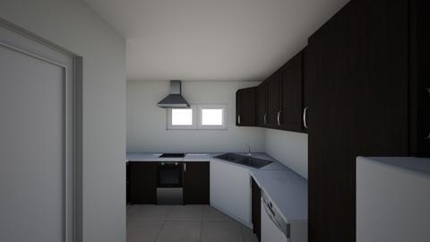 Kuhinja Gurda - Kitchen  - by solkidhklsjdg