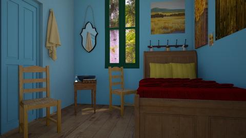 Van Gogh - Bedroom  - by LD16