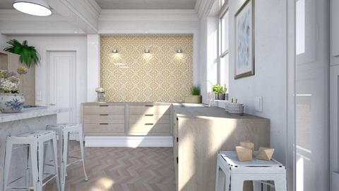 Hunang - Eclectic - Kitchen - by evahassing