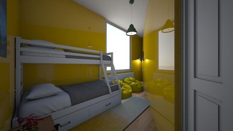 Girls room 1 - by saratevdoska