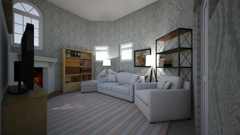 Pop classicliving room - Classic - Living room  - by PoppsterWopster1235