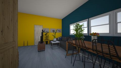 Borna - Kids room  - by katarinaabelec8