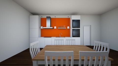 kenneths - Country - Kitchen  - by ksurat