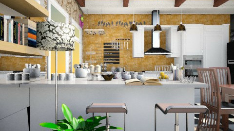 kitchen king - Country - Kitchen  - by aarish khan