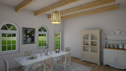 Dining room - Classic - Dining room  - by petersohn