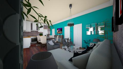 Sala - Living room - by SoyJamesRody