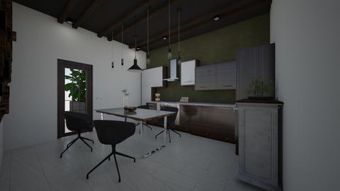 awer2 - Kitchen  - by ValeriaZZZ