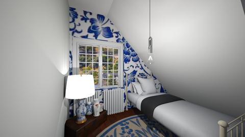 The Hidden Room - Bedroom  - by house17