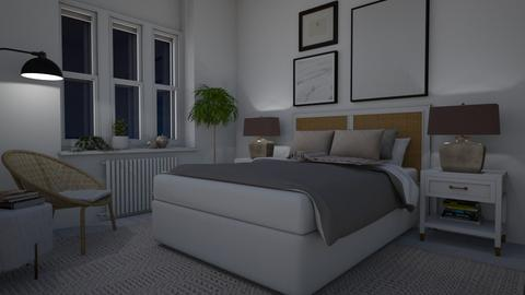 Good night - Bedroom  - by Thrud45