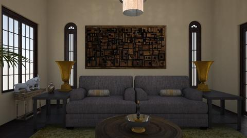 Eclectic Living DMK - by dedraekelly