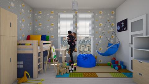 Kids room - Kids room  - by colorful_eye