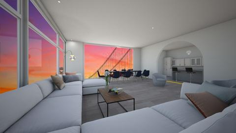 San Francisco Apartment - Modern - Living room  - by Taehyungie