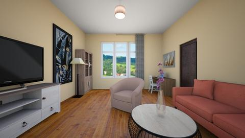 Big Image - Classic - Living room  - by Twerka