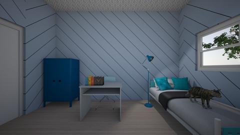 boys room - Kids room  - by Addi_Rae