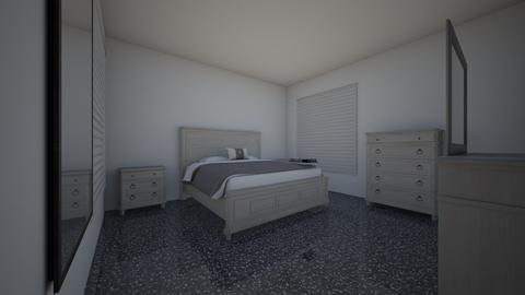 Morgans room - Modern - Bedroom  - by 22clasmor