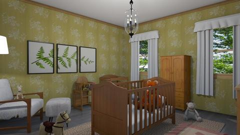 nursery - Classic - Kids room  - by steker2344