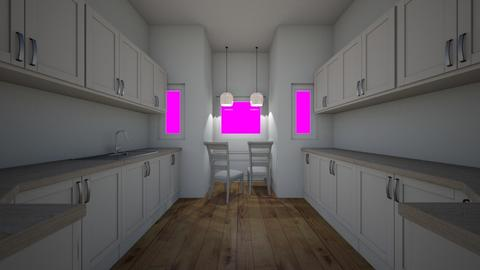 ny - Kitchen  - by ChiRie