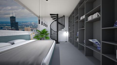 staircase - by mimiclara