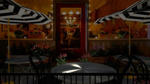 Cafe - by MyDay