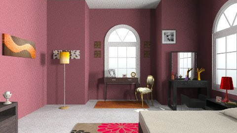 Master Bedroom - Bedroom  - by Mozani