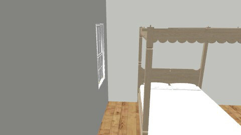 sheridan - Country - Bedroom  - by sherby