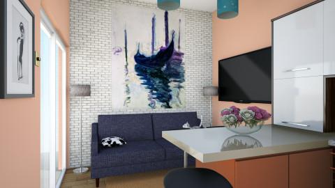 alegria5 - Minimal - Living room  - by Jose Manuel DCesare